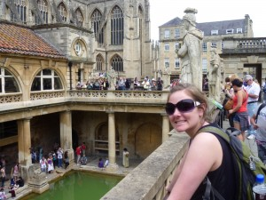 Christy at Bath