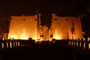 The Luxor Temple