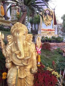 Statue at Doi Suthep